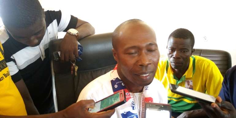 NPP Polls: It's Unacceptable To Disqualify Joseph Apor — Angry Ellembelle Members