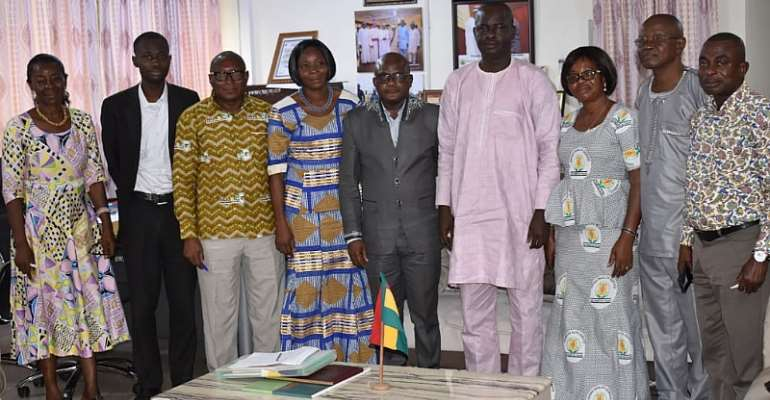 UWR: RCC Committed To Meeting Airport Requirements For Smooth Inauguration ― Minister