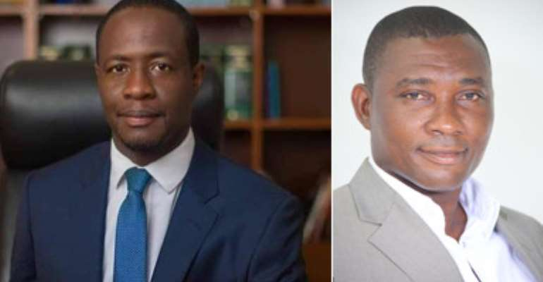 Is The NPP Scheming To Replace Tarkwa-Nsuem MP With COCOBOD's Fiifi Boafo?