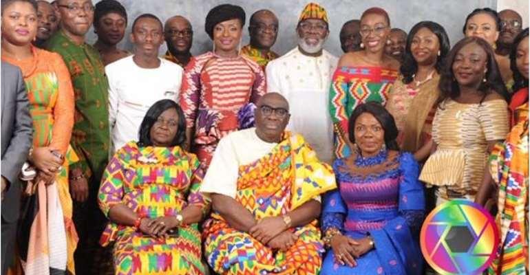 Papa Owusu Ankomah Returns To Ghana