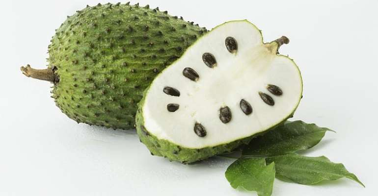 The Anticancer Chemicals in Soursop/ Graviola.