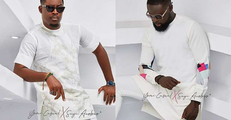 Yomi Casual taps Seyi Awolowo for New Campaign