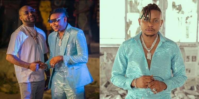 Afro-pop Artiste, Olakira Releases Peppy 'maserati' Remix Featuring Dmw's Davido.
