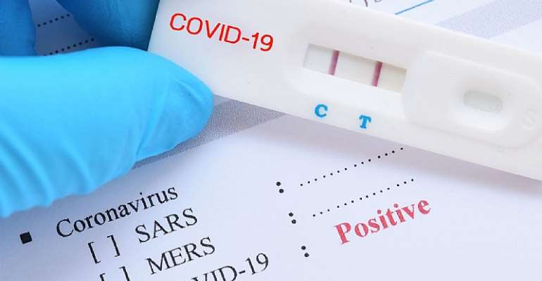 Ghana's Active COVID-19 Cases Drop To 506; KIA Detects 30 Positive Cases