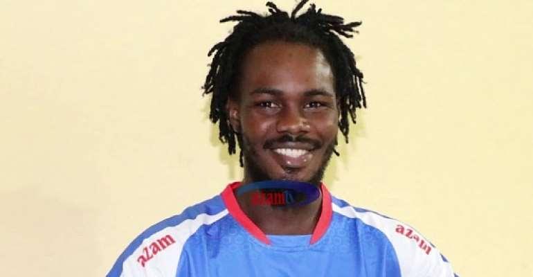 Azam FC defender Yakubu Mohammed
