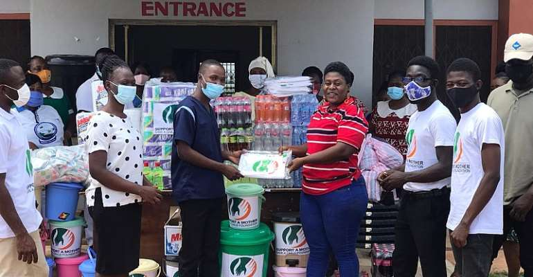 Support A Mother, Save A Child Foundation Donates To Kade Gov't Hospital