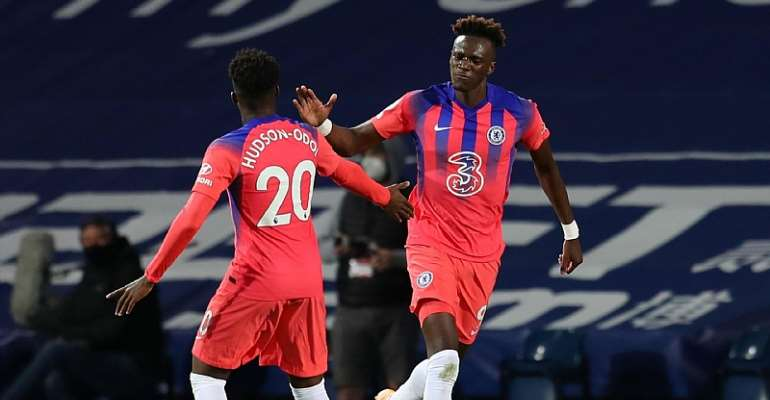 PL: Tammy Abraham Strikes Late To Rescue Point For Lacklustre Chelsea Against West Brom