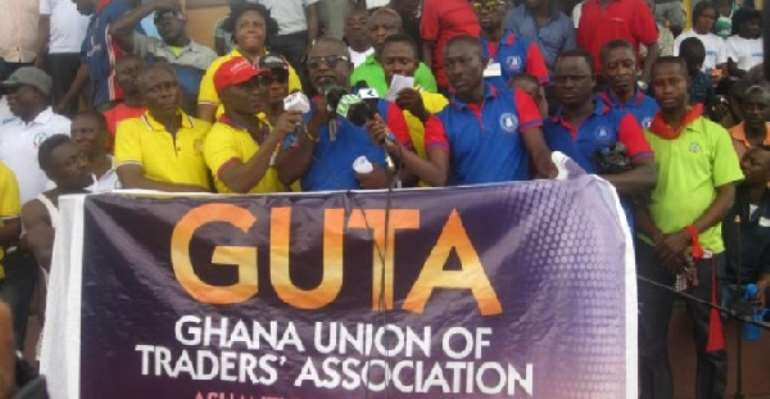 Government must intervene in trade wars between local and foreign retailers to bring sanity — GUTA
