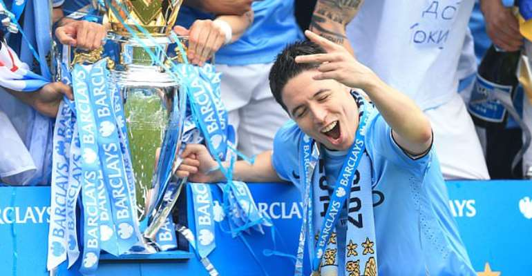 Ex-Manchester City and Arsenal star Samir Nasri confirms retirement at age of 34