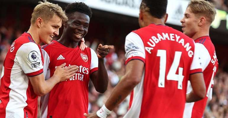 PL: Impressive Arsenal beat Tottenham Hotspur to deepen woes