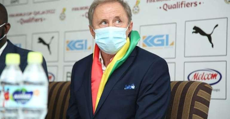 Ghana is my second home, says Black Stars coach Milovan Rajevac