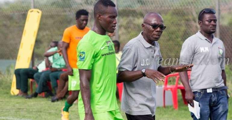 Lawson Bekui: Dreams FC's top scorer on debut top-flight campaign