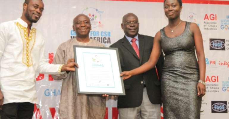 Tigo Wins 3 Awards At 6th Ghana CSR Excellence Awards