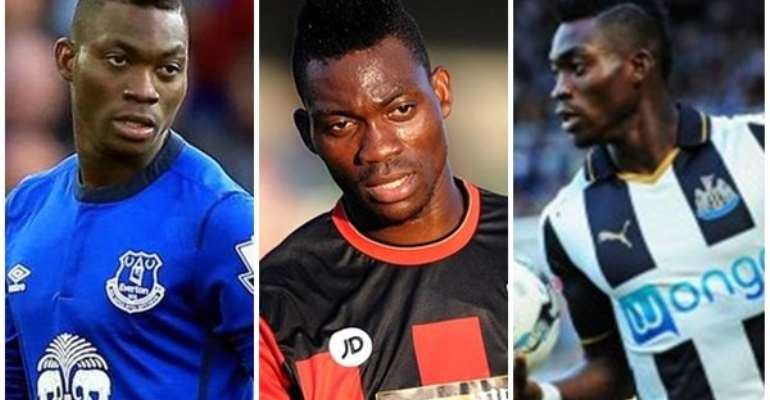 Christian Atsu no longer Ghana's darling boy after years of roaming