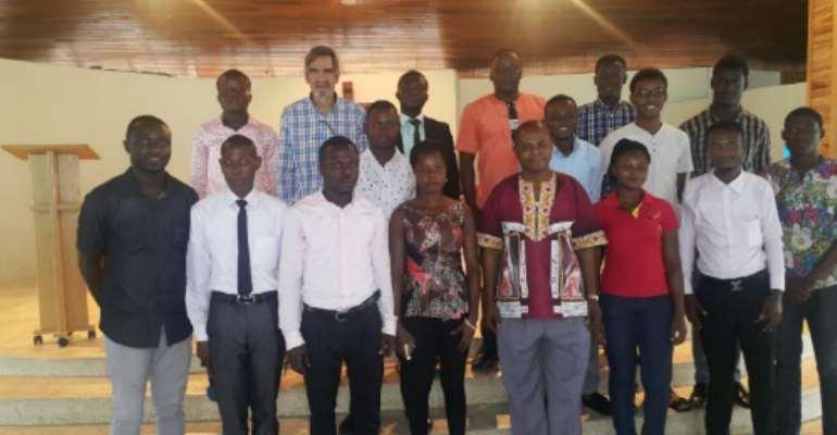 SYENET Hosts Rock Your World Student Entrepreneurship Conference at Spiritan University, Kumasi