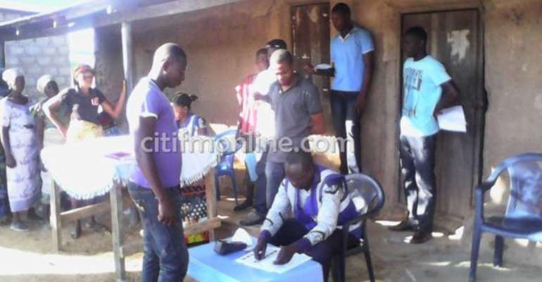 Indicators for election violence visible – FOSDA warns