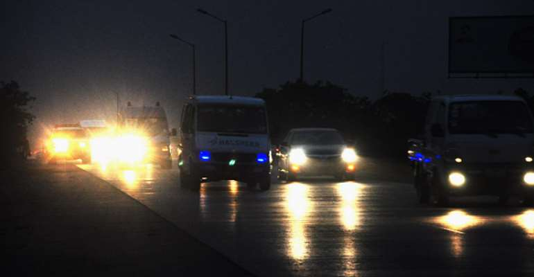 'No Streetlights At Tema Motorway Till Expansion Is Complete'
