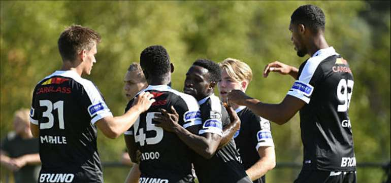 Joseph Paintsil Enjoys First Full Throttle As KRC Genk Wallop Lommel SK in Belgian Cup
