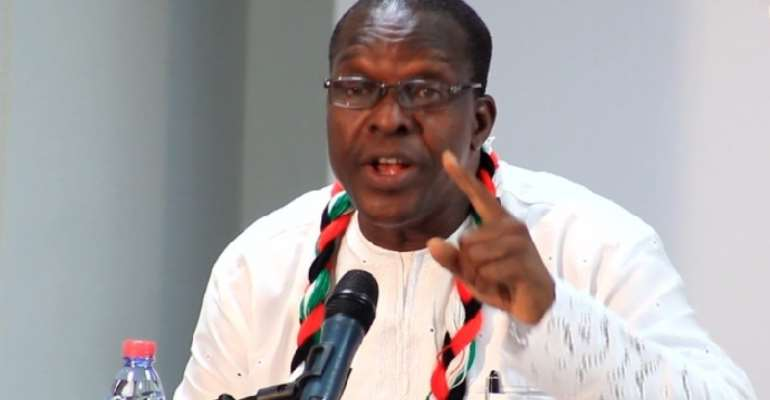 Gov'ts Have Been Unfair To Mining Communities- Hon. Alban Bagbin