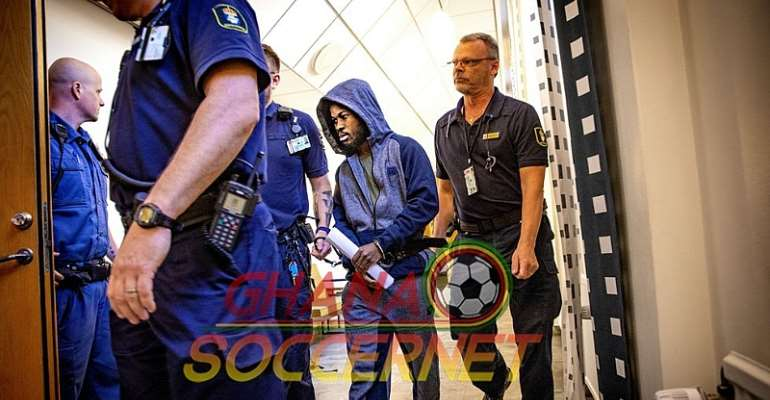 Former Malmo FF Star Kingsley Sarfo Heads To The Supreme Court In Sweden To Appeal Prison Sentence