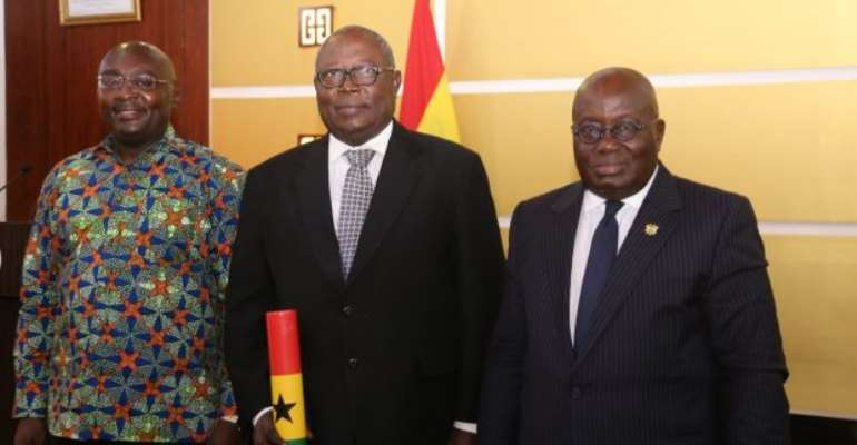 Open Letter To Mr. Martin ABK Amidu, SP Ghana