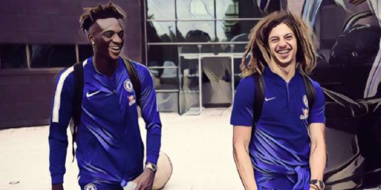 Hudson-Odoi and Ethan Ampadu Urged To Their Chances