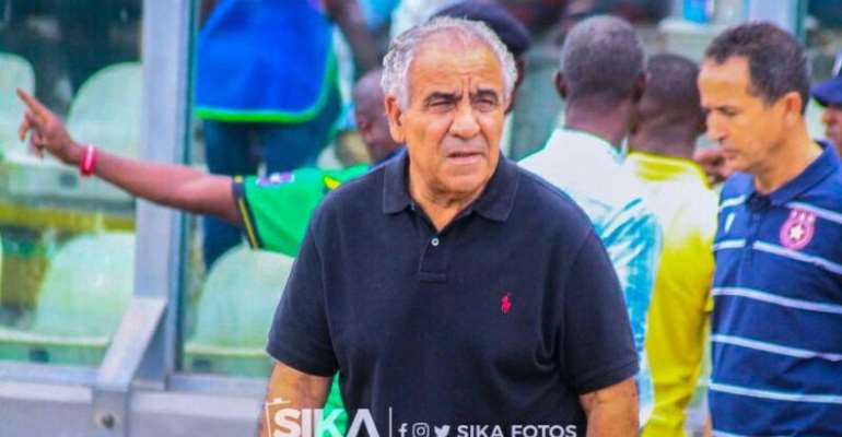 CAF Champions League: Etoile du Sahel Part Ways With Head Coach Ahead Of Kotoko Clash