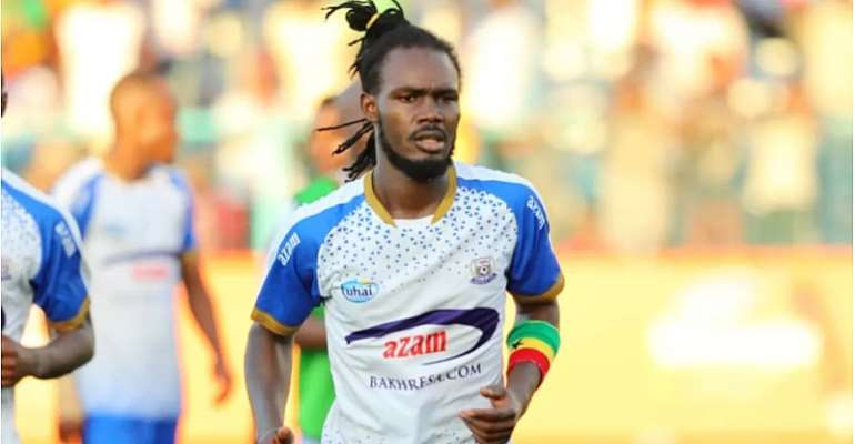 Ghanaian Connection Fueling Azam's Continental Quest