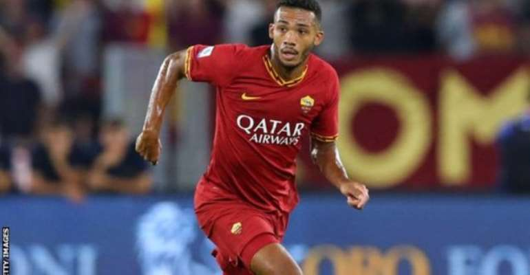Juan Jesus featured in Roma's 2-0 defeat by Atalanta on Wednesday