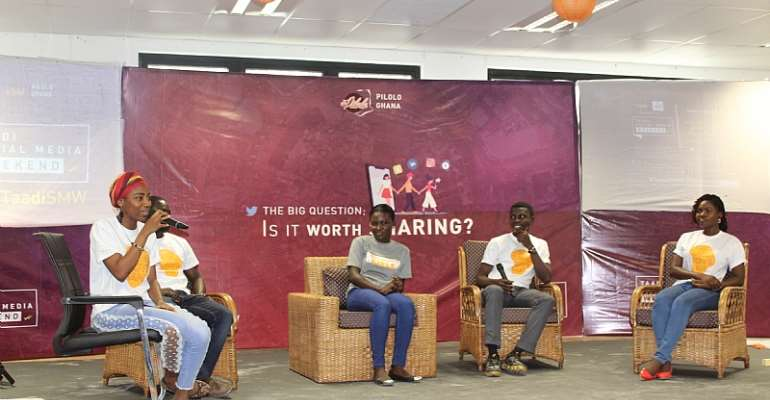 UNFPA Partners Youth Group To Educate Residents Of Takoradi On Comprehensive Sexual Education
