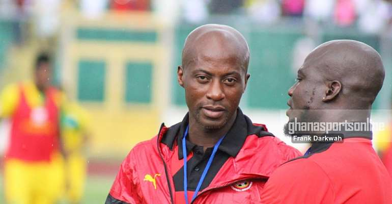 'I Don't Have The Requisite Power To Sack Stephen Appiah & Ibrahim Tanko', Says Coach Kwesi Appiah