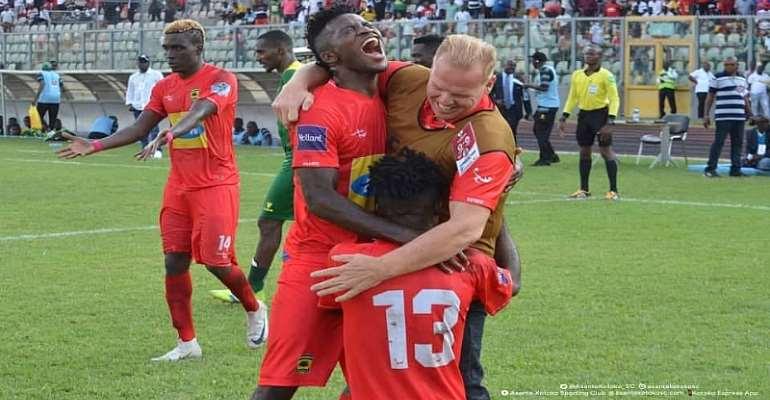 CAF Champions League: Kotoko Coach Confident Of Win Over Etoile du Sahel