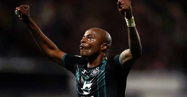 Andre Ayew Confirms Turning Down Offers From Top European Clubs