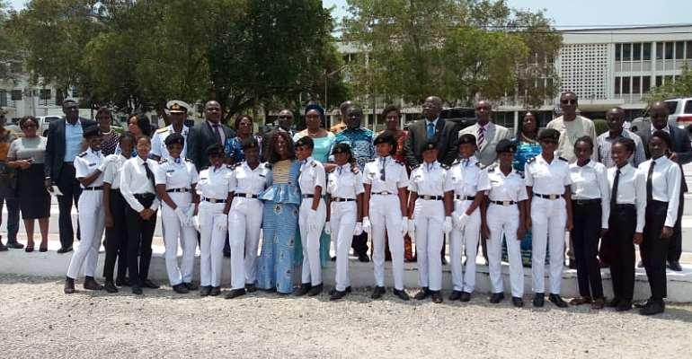 Maritime Authority Climax World Maritime Day Celebration With Parade At RMU