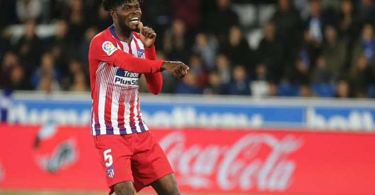 Thomas Partey, The Soldier Of Cholo