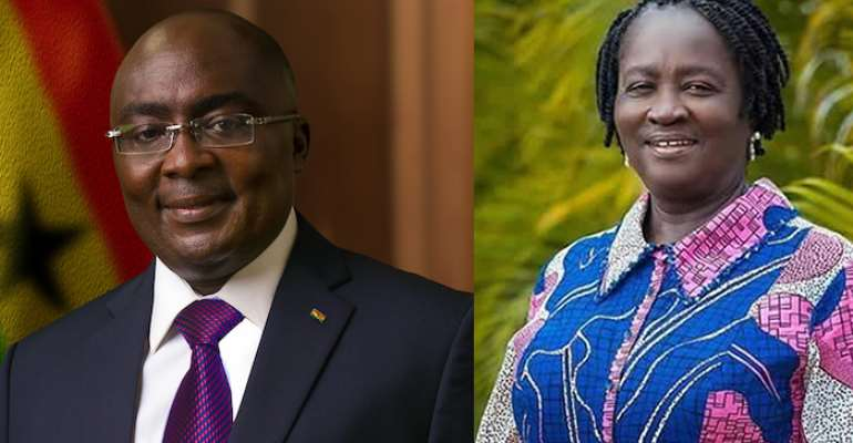 NDC Out-Smartly Avoid Bawumia and Jane Vice Presidential Debate