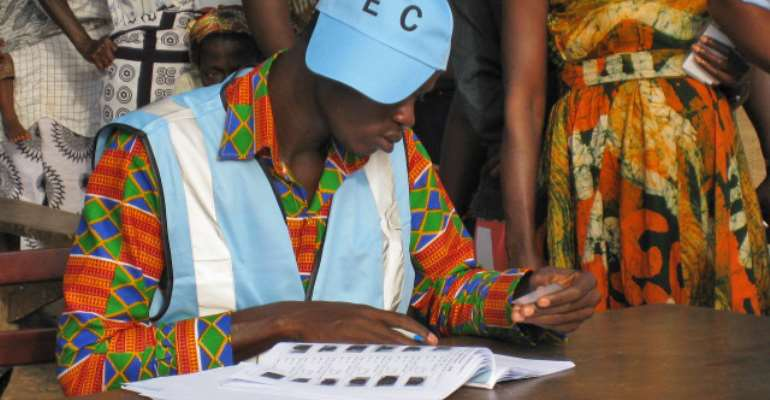 Missing Voter Names Found; 17,000 Left, We're Not Out To Cheat Any Party – EC