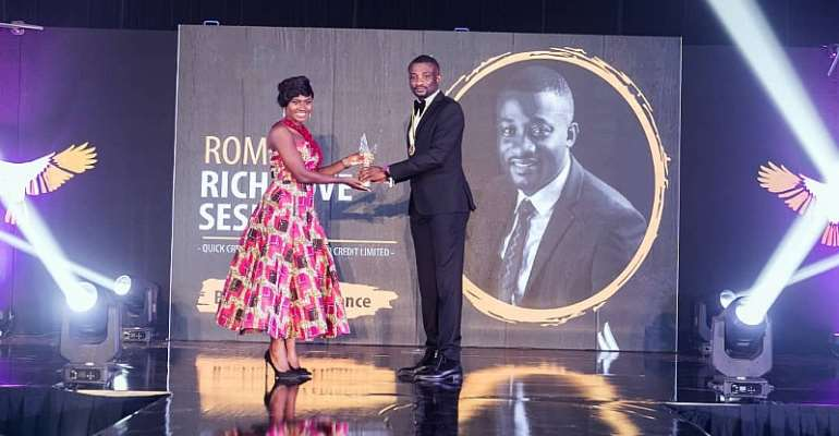 2020 40 Under 40 Awards: Romeo Seshie Wins Banking And Finance Category
