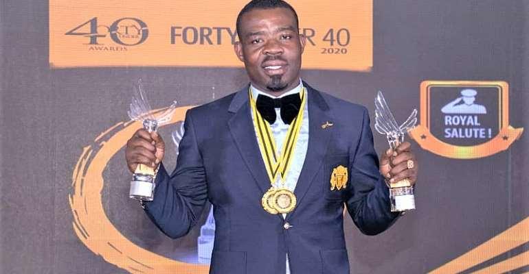2020 40 Under 40 Awards: Richard Nii Armah Adjudged Overall Winner