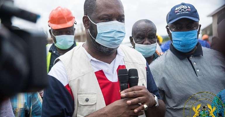 Dr. Matthew Opoku Prempeh