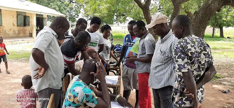 Extend Voter Exhibition Exercise To Bring Back Register For Us To Check Our Names — Binduri Residents