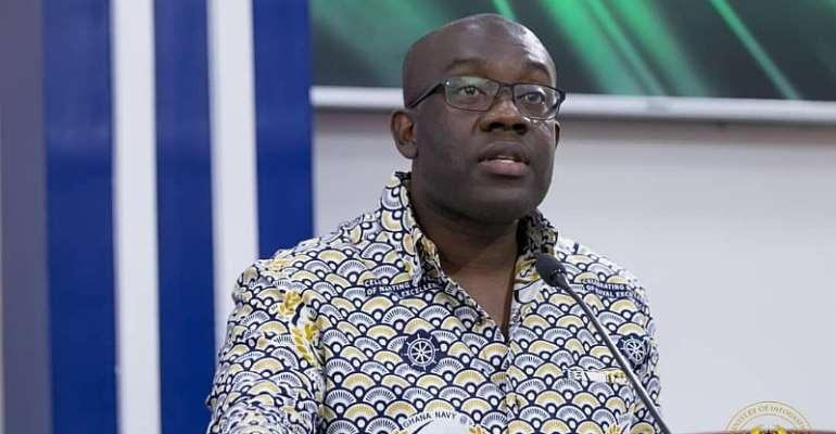 Gov't Will Treat Volta Separatists Attack As Criminal Matter — Kojo Oppong Nkrumah