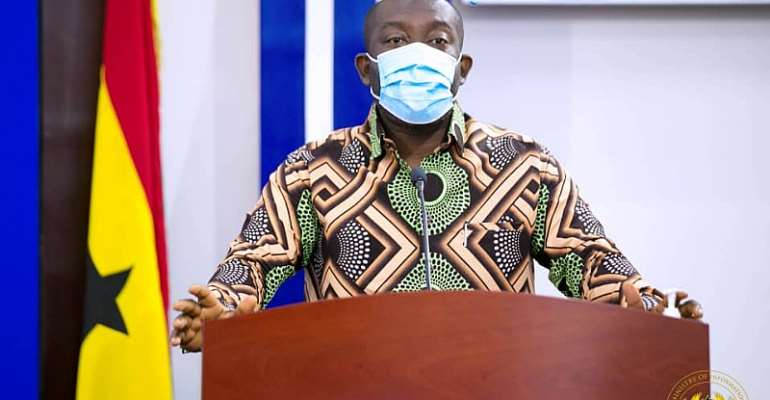 Gov't Not Behind Attacks By Secessionist Group – Oppong Nkrumah