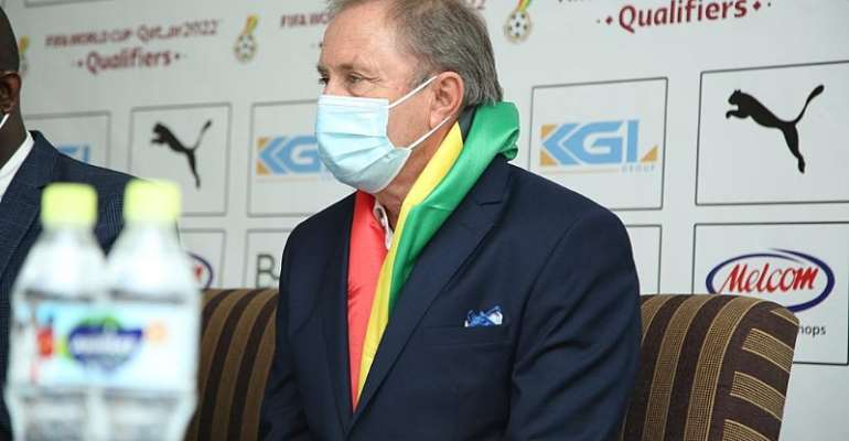 Ghana will win trophies if players believe in me - Milovan Rajevac