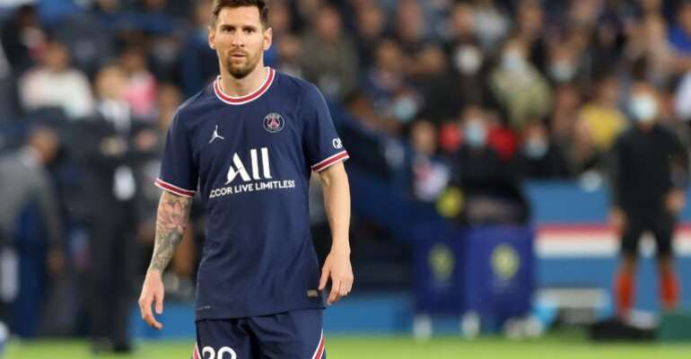 PSG v Man City: Will Lionel Messi break goal drought against Pep Guardiola's side?
