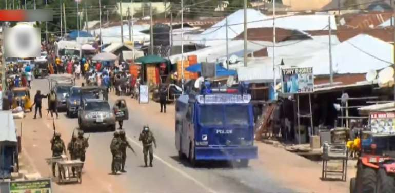 Security personnel must wear bodycams during crowd control — Ejura committee recommend
