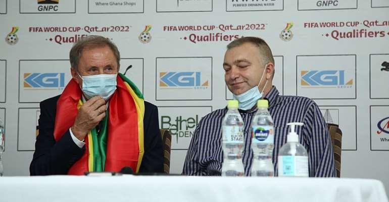 New Ghana coach Milovan Rajevac names provision squad for Zimbabwe doubleheader