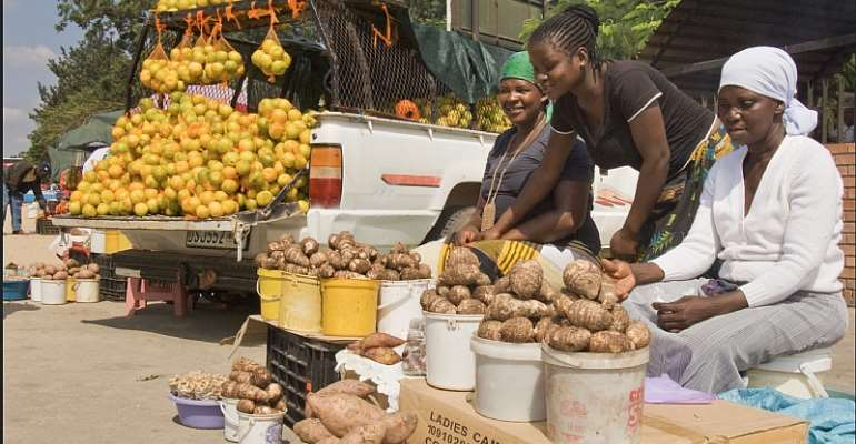 Informal workers in West Africa have been hardest hit by covid-19 lockdowns - Source: