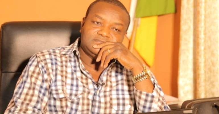 Hassan Ayariga, Founder, APC