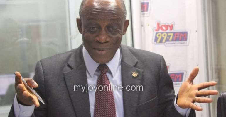 Favourable creditworthiness due to prudent economic management -Seth Terkper